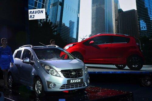 До автосалонов России добрался бюджетный Chevrolet