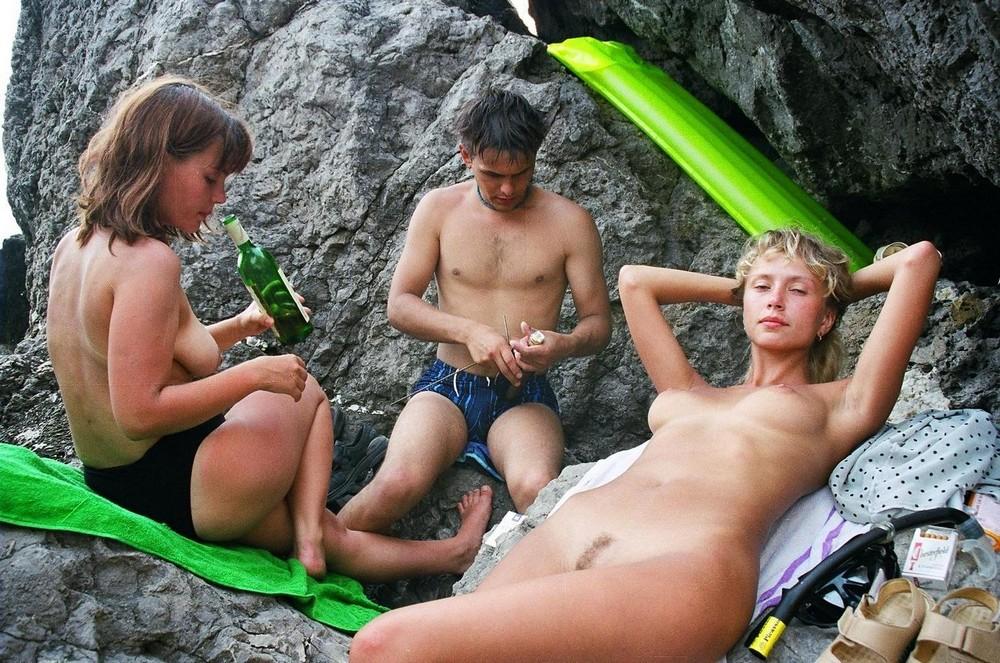 Пляжные фото ххх