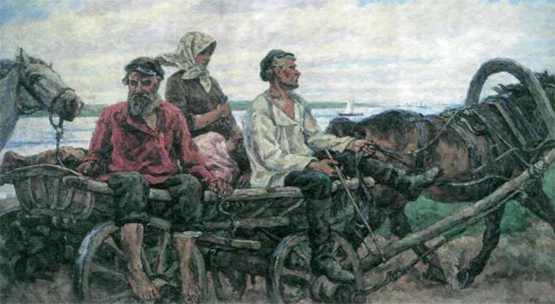 Традиционный русский транспорт