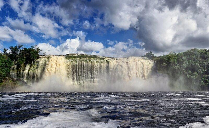 Водопад Ача 2.