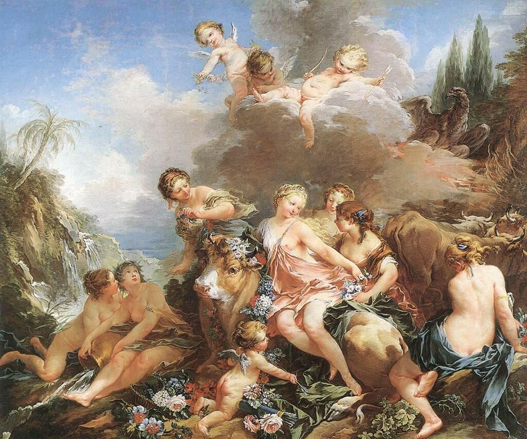 6.Похищение Европы (1732-1734) (231 x 274) (Лондон, Собрание Уоллеса).jpg