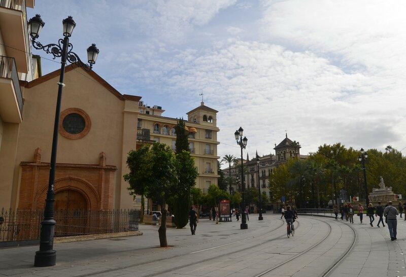 Выходные в Севилье