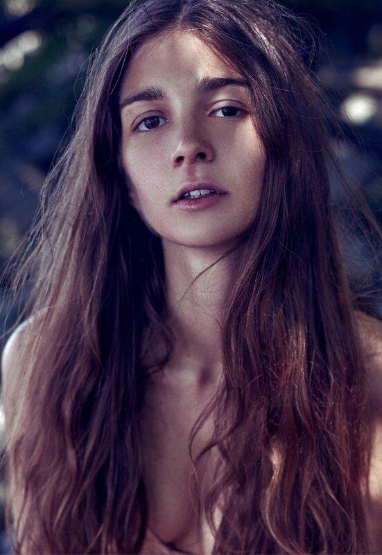 Lina Lorenza для журнала P Magazine