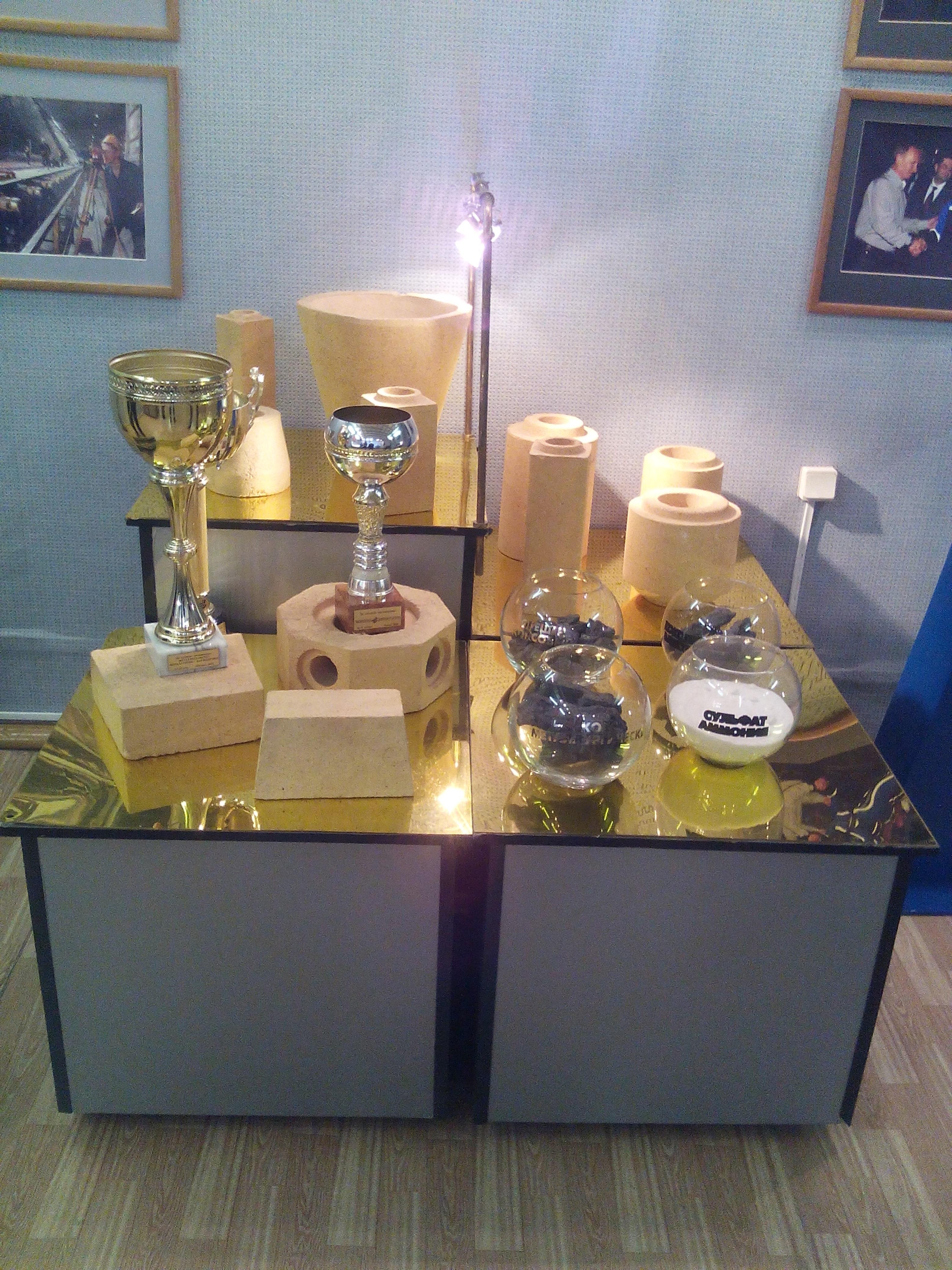 Экспонаты вмузее ЧМК (25.11.2015)