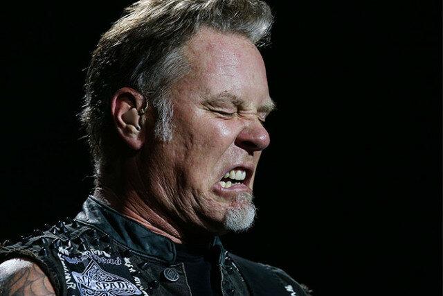 ФОТО: Как Metallica выступила в Москве