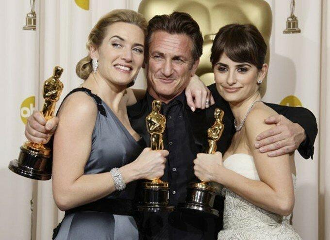 О, Шонни, ты лучший! (?) Боевой «Оскар» актера Шона Пенна