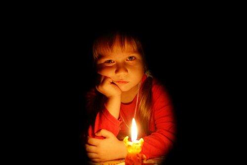 ВКрыму отключают свет потри часа— Путин уехал