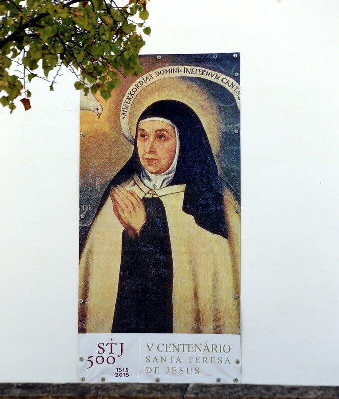Коимбра. Монастырь Святой Терезы (Carmelo De Santa Teresa)