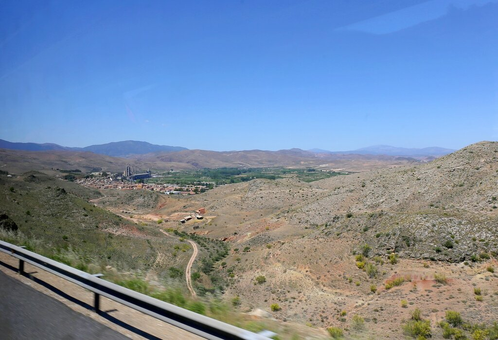 Ландшафты западного Арагона