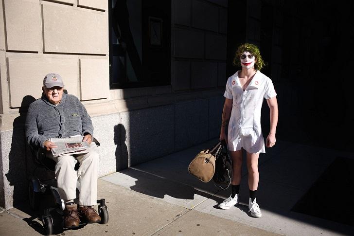 Фотограф документирует красоту Нью-Йорка