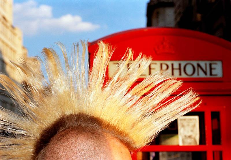 Лондон: история в фотографиях (14 фото)