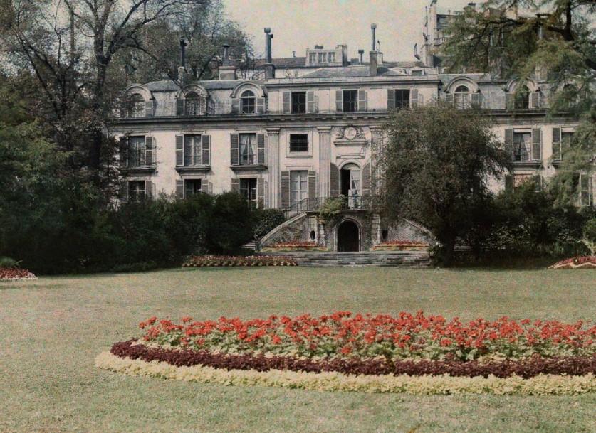 Отель мадам де Ламбаль, подруги королевы Марии-Антуанетты.