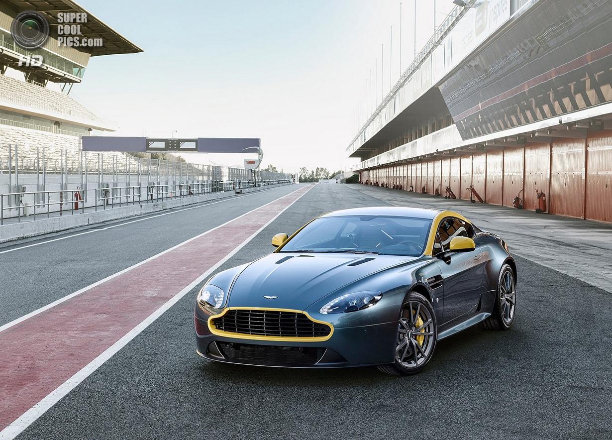Aston Martin в стиле Нюрбургринг (21 фото)