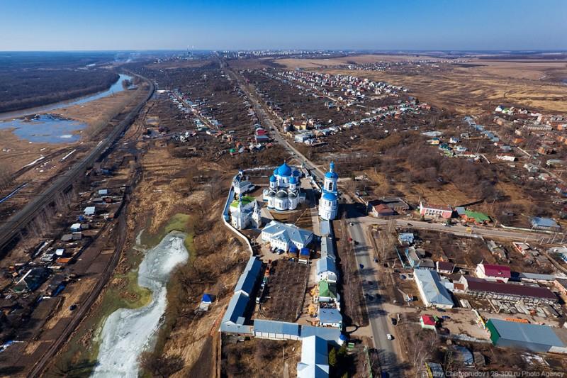 Полеты над Владимирской областью (20 фото)