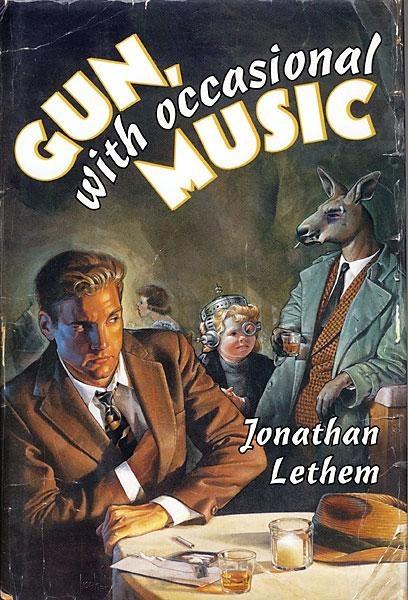 Книга « Gun, with Occasional Music »