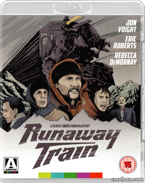 Поезд-беглец / Runaway Train (1985/BDRip/HDRip)