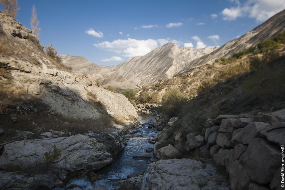 Турция, водопад Тортум