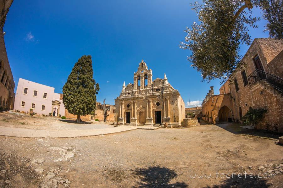 Монастырь Аркади | Arkadi Monastery