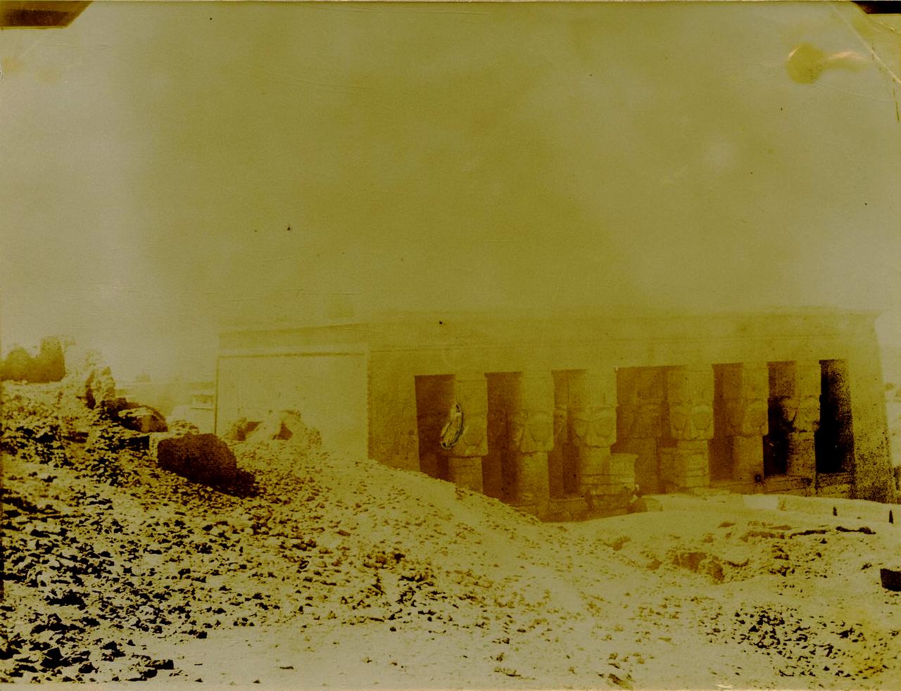 1870-е. Фасад храма