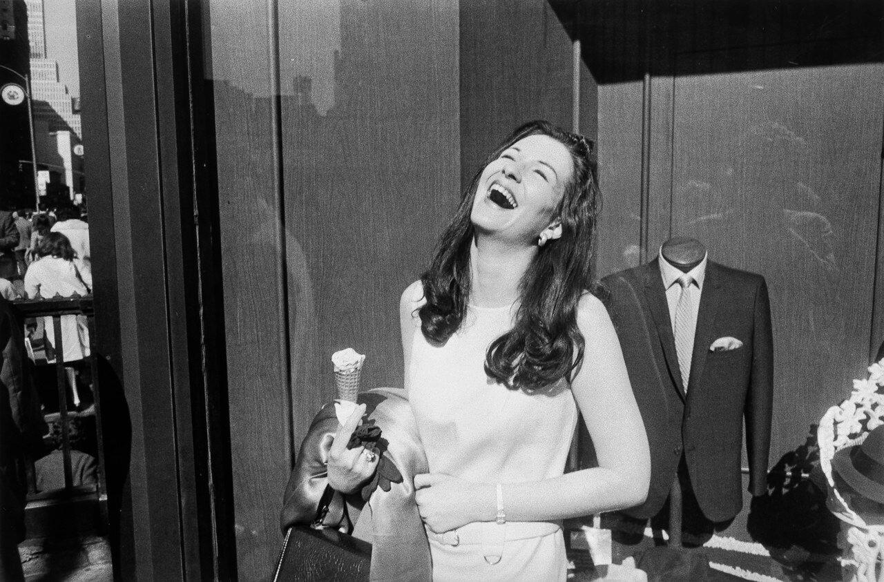1970. Нью-Йорк
