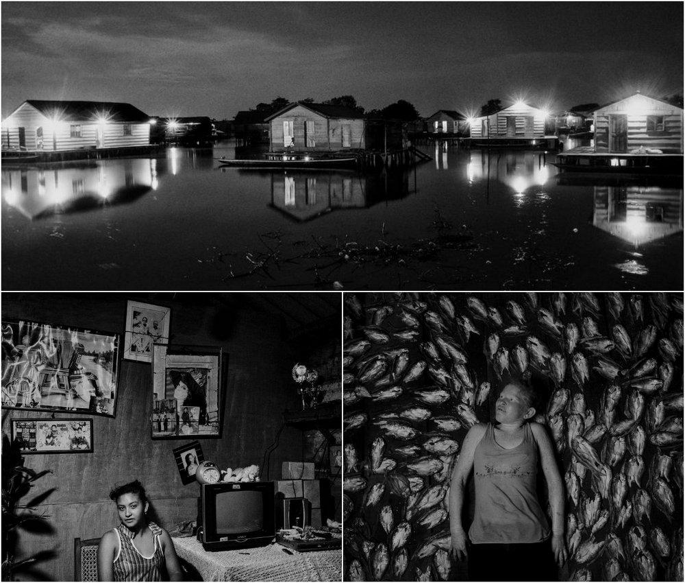 """Исчезающая """"Новая Венеция"""" в Колумбии"""