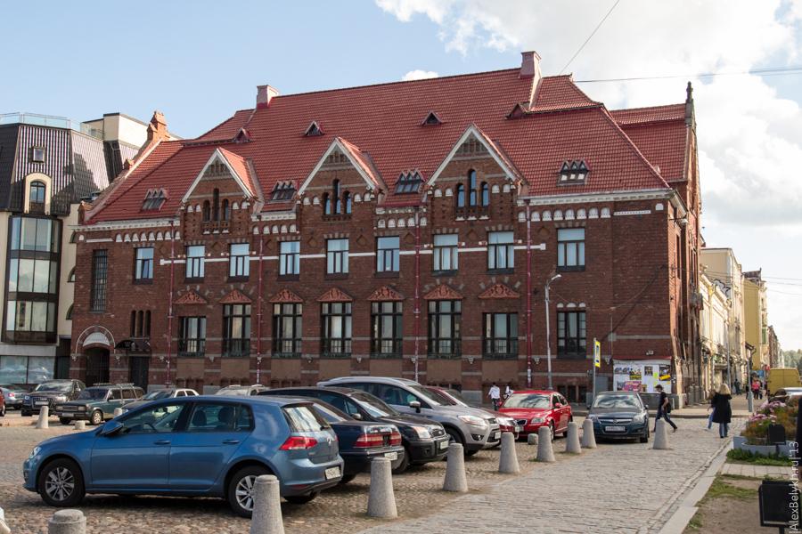 alexbelykh.ru, здание администрации Выборг