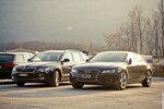 Skoda Superb и Audi A6