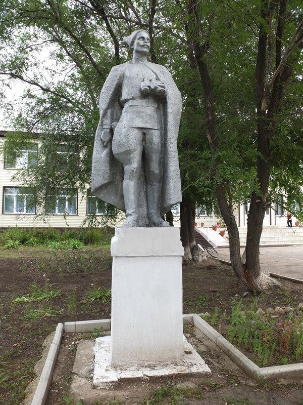 Хворостянский, Безенчукский районы 013.JPG
