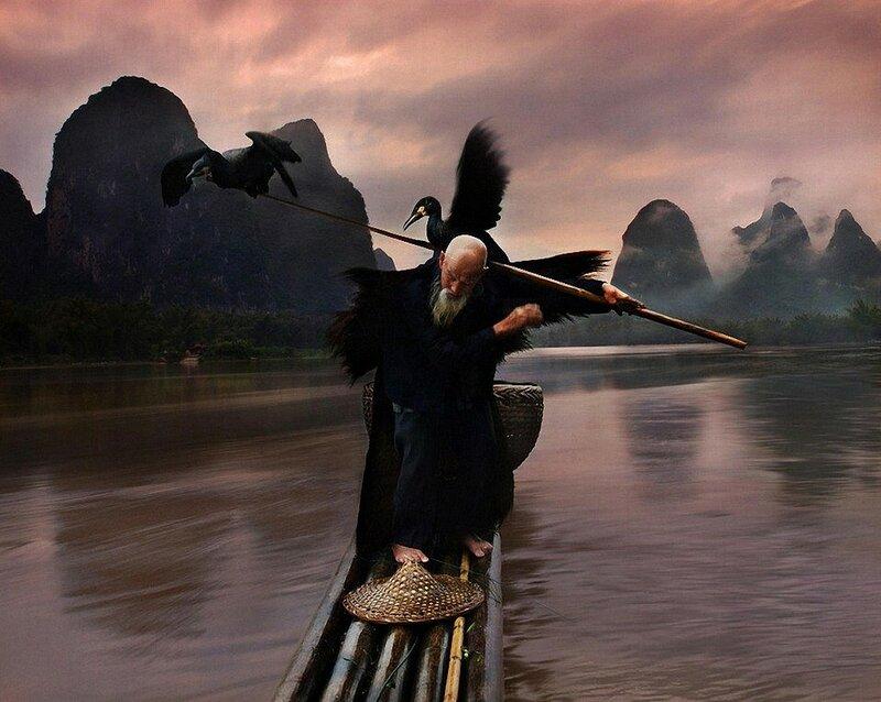 Азия и волшебство света в удивительных фотографиях Weerapong Chaipuck