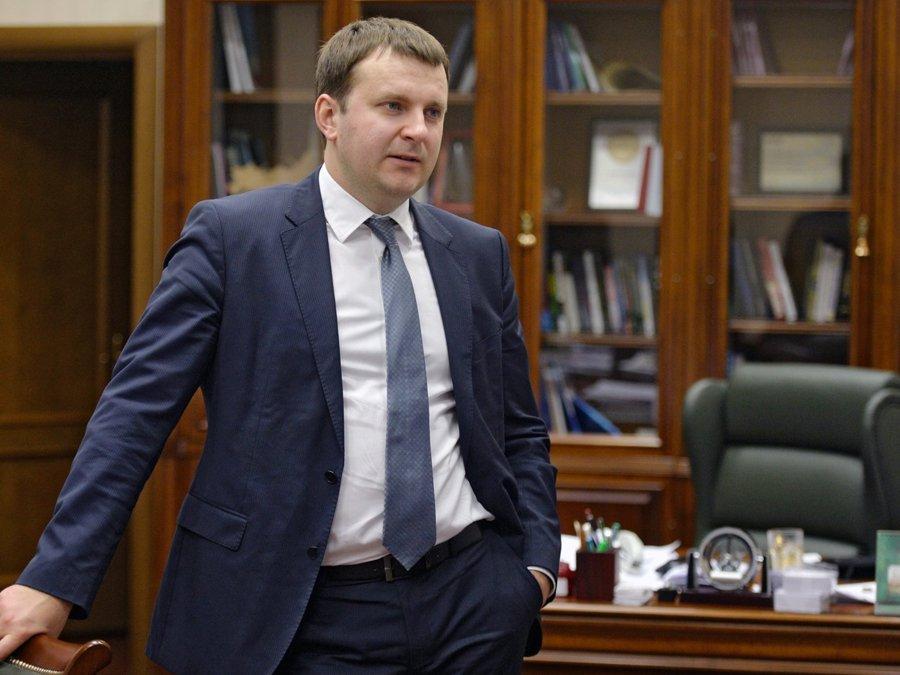 М.Орешкин уверил иностранных инвесторов вготовности руководства РФоказывать импомощь