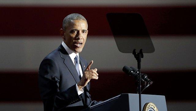 Главная угроза для мира— фанатики ииспуганные диктаторы— Обама