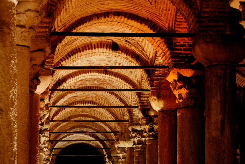 Цистерна Базилика в Стамбуле - время работы