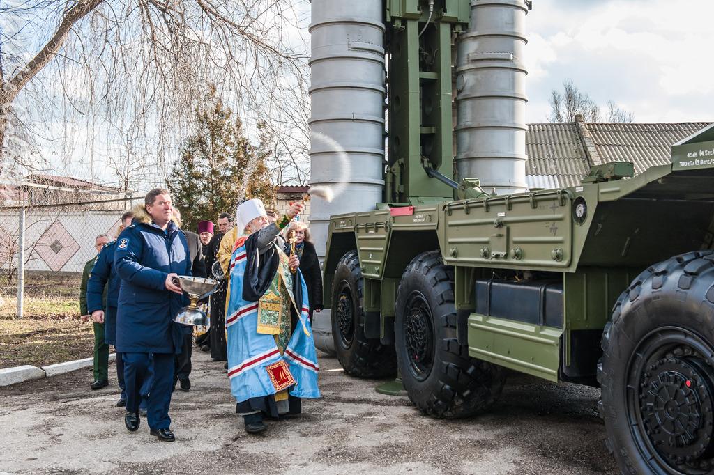 14 января 2017, 18-й гвардейский зенитно-ракетный Севастопольско-Феодосийский полк.