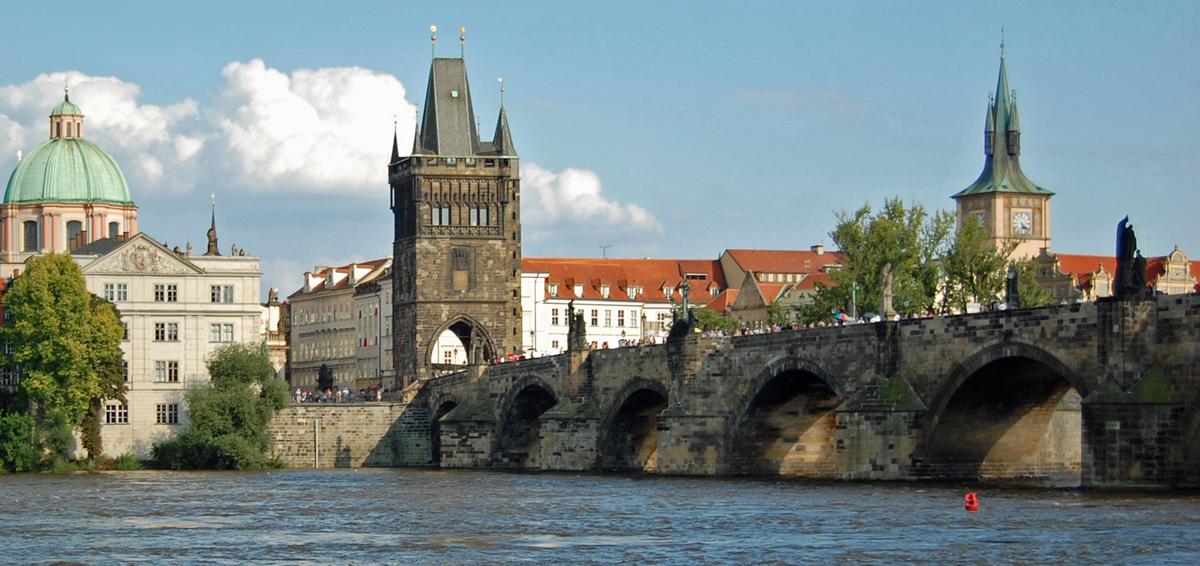 Основные достопримечательности Праги (5 фото)