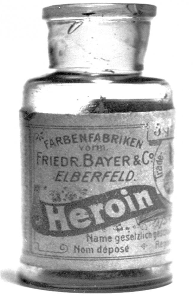 В начале XX века героин использовался как лекарство от кашля.