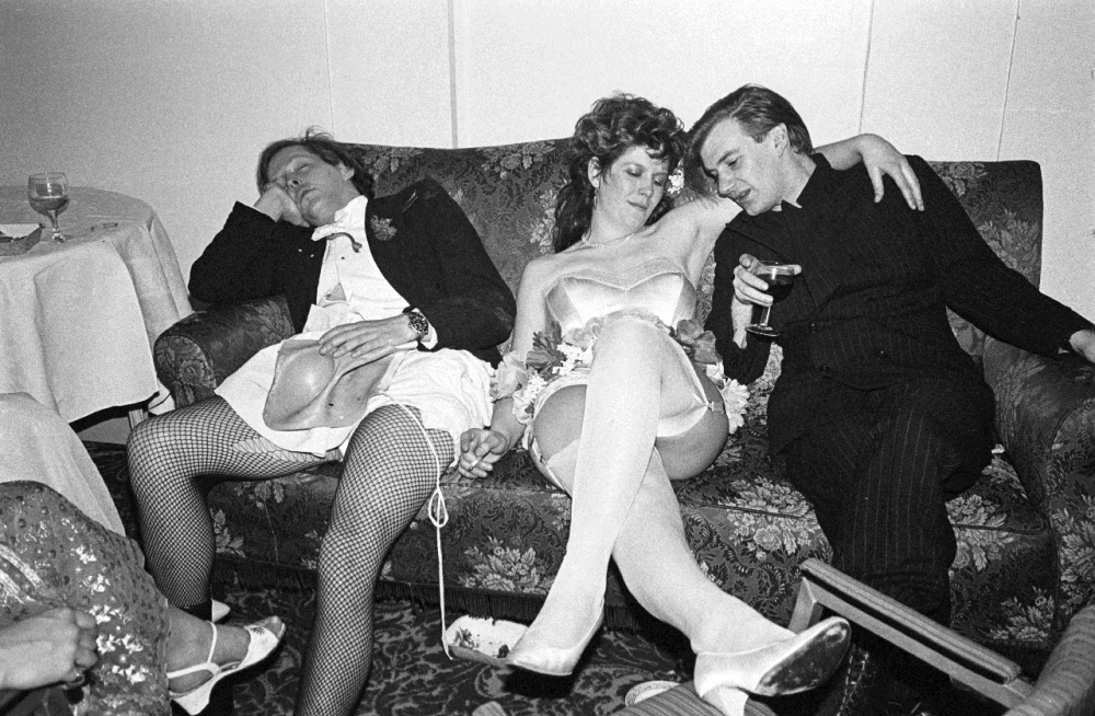 Бал скандального Общества Пирса Гавестона, 1983 год. Это была последняя из вечеринок «Пирса Гавестон