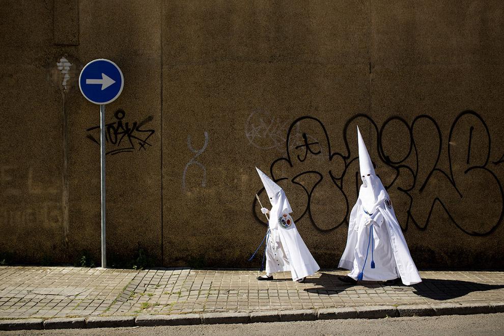 Страстная неделя в Испании или люди в колпаках