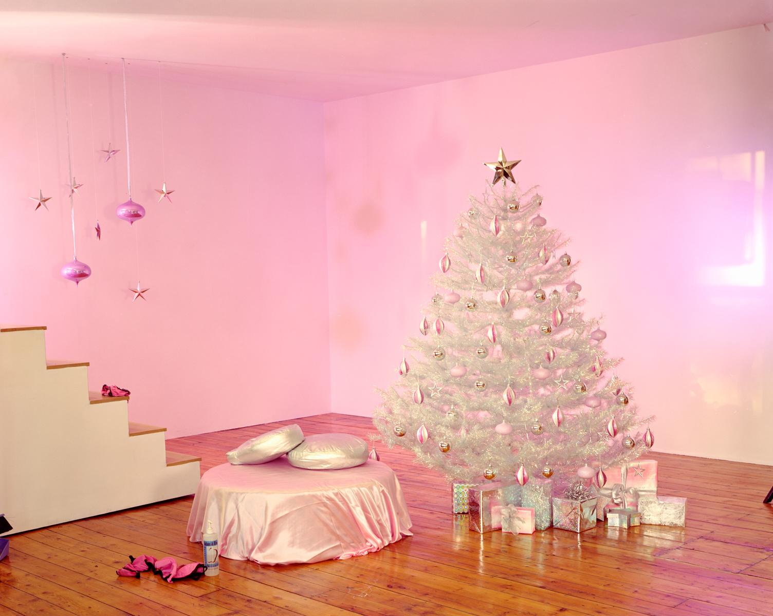 Рождественская сцена.