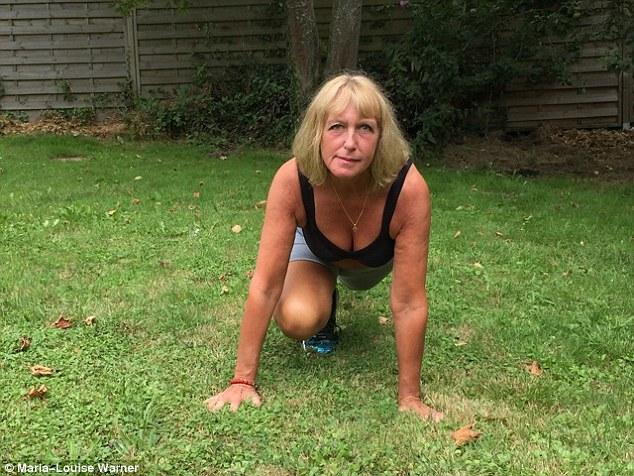 59-летней британке удалось заполучить такую роскошную фигуру за счет спорта и здорового питания. «Я