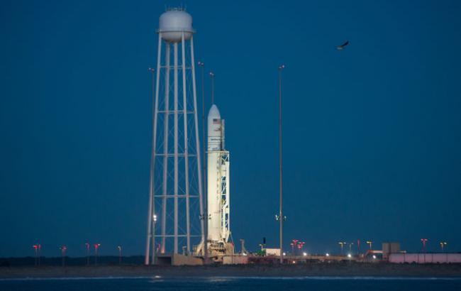 ВСША перенесли запуск ракеты Антарес