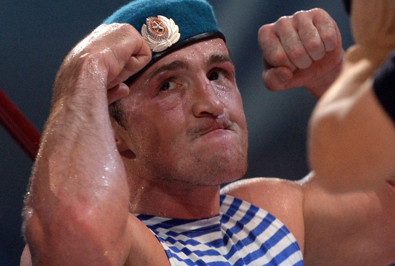 Боксеру Лебедеву непозволили утихомирить авиадебошира