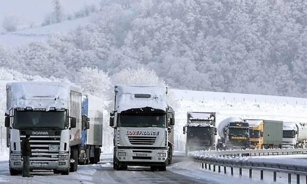 Автоперевозчик снеоплаченным штрафом в«Платоне» несможет пересечь границу— Минтранс