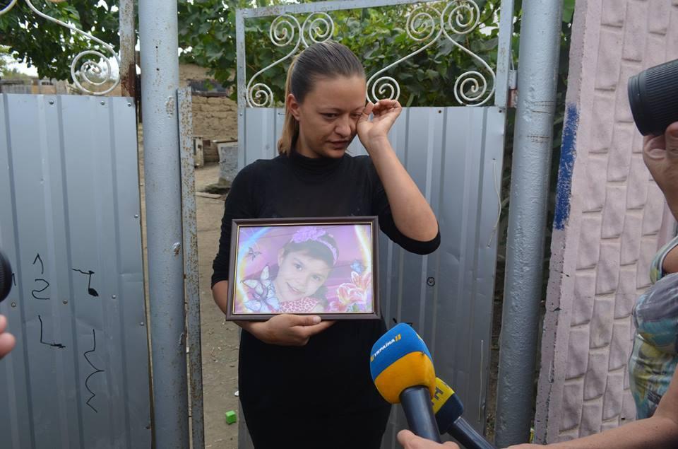 Одесская облпрокуратура проинформировала всуд дело орезонансном убийстве ребенка