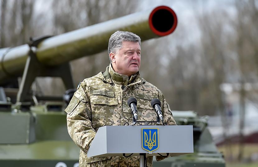 В минувшем году погибли 211 украинских бойцов— Порошенко