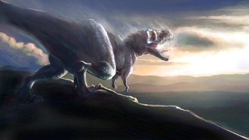 Ужасно чувствительные морды: ученые поведали олюбовных играх динозавров