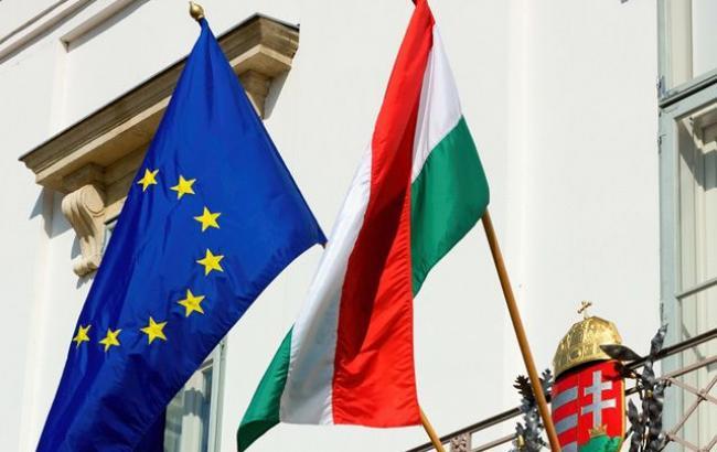 «Радио Польша»: вВенгрии началась справочная кампания против европейского союза
