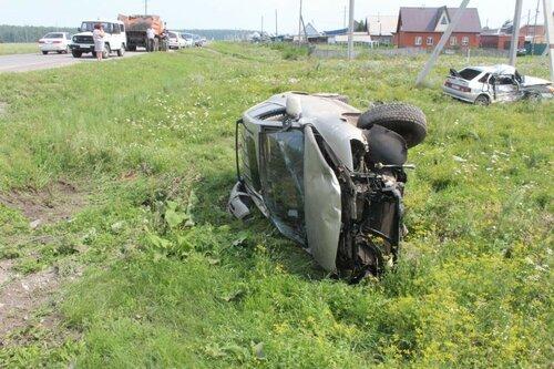 авария на обводной в Куйбышеве