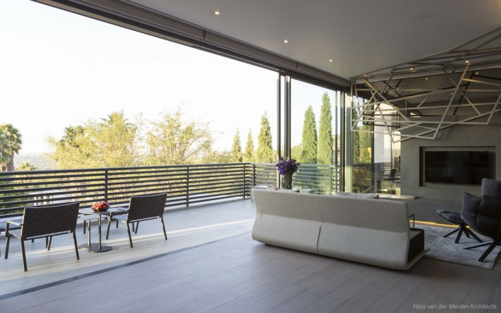 Take A Tour of Concrete House by Nico van der Meulen Architects