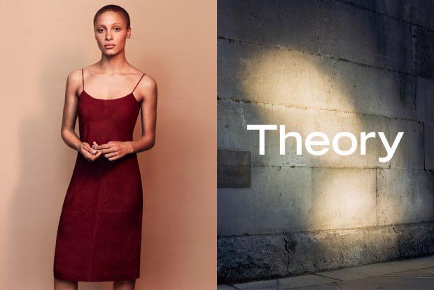 Amber Valletta, Liya Kebede, Fei Fei Sun + More for Theory SS17