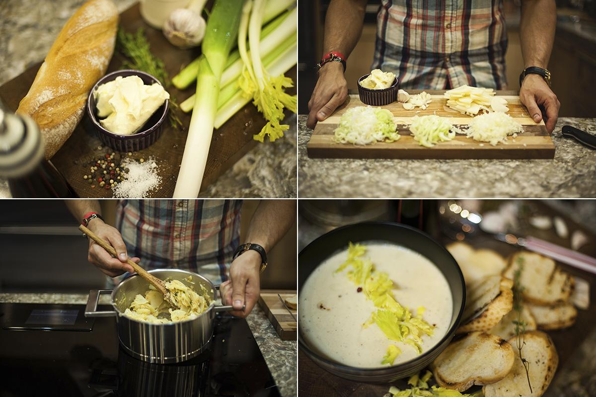 Суп вишисуаз 1